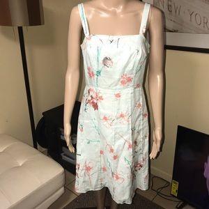 Ann Taylor linen dress